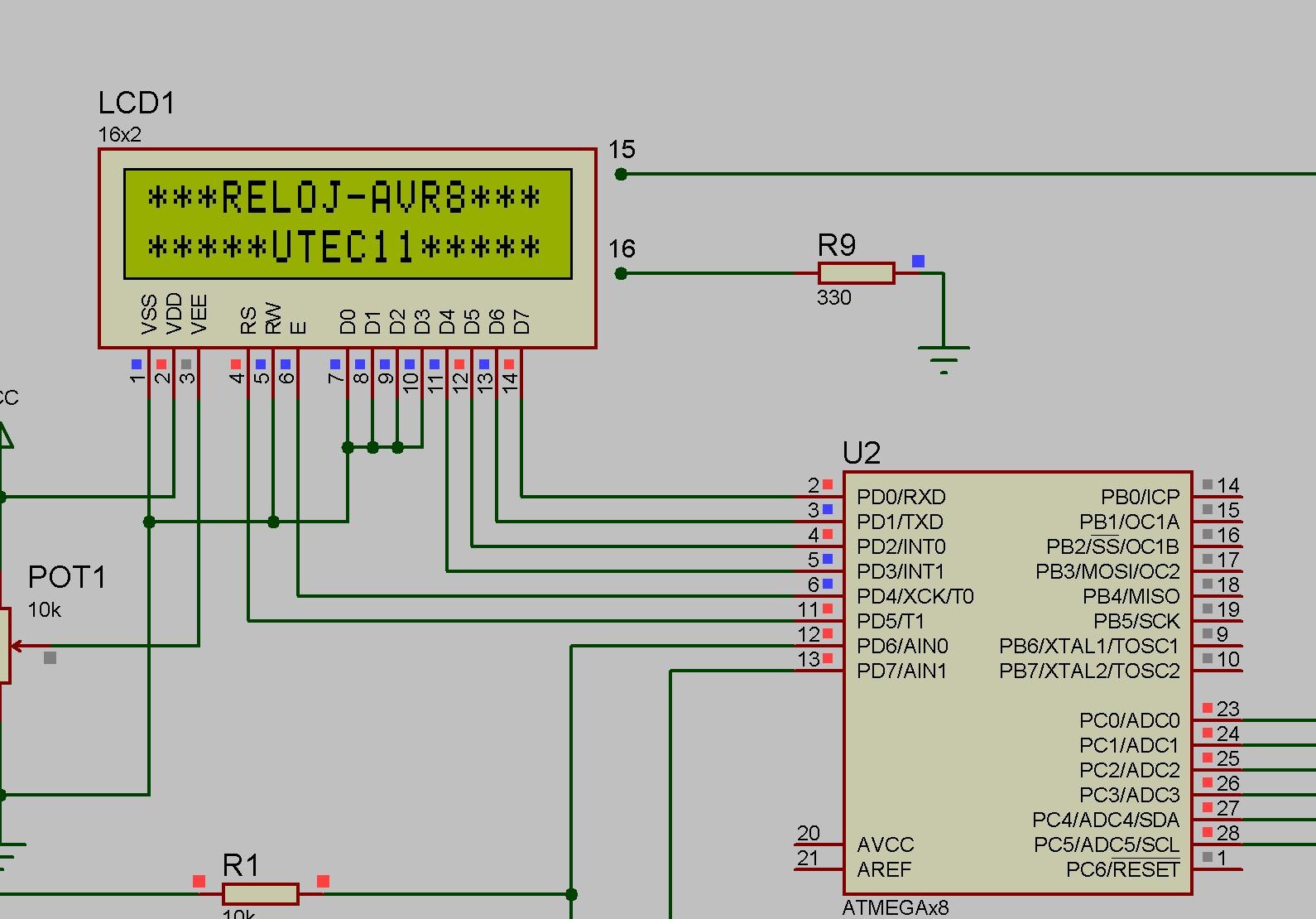 Универсальный программатор pic и avr схема