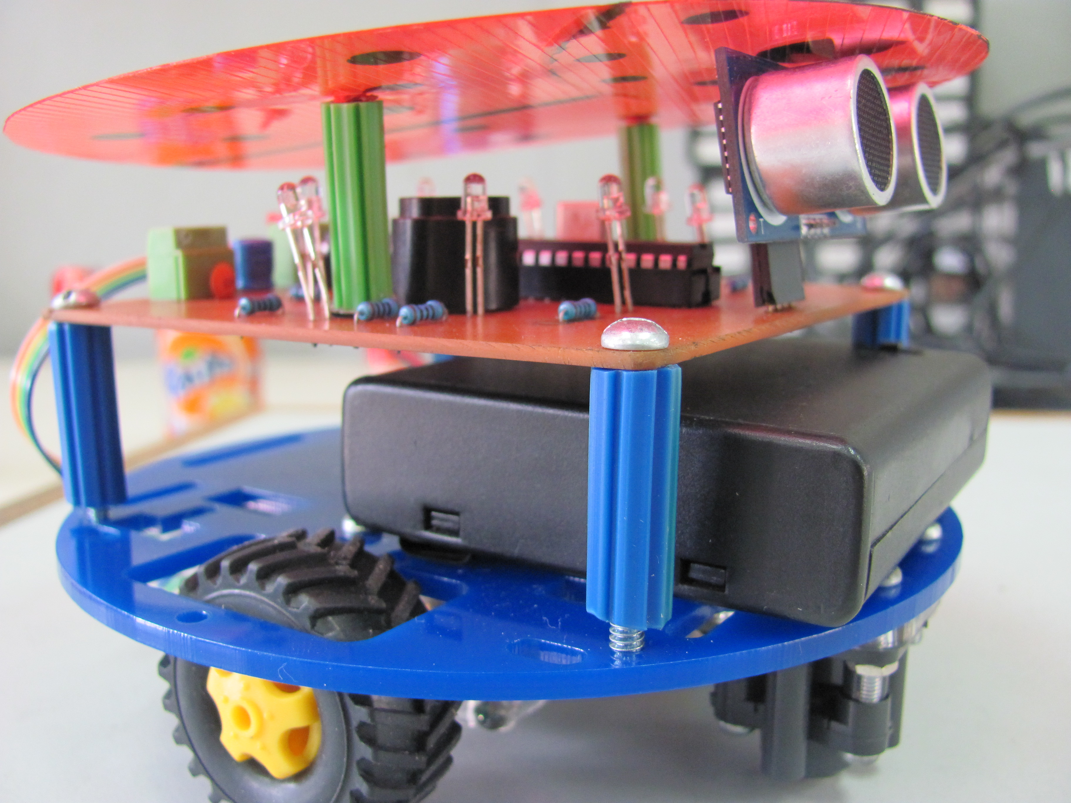 Proyectos microcontroladores